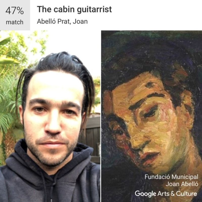 Dazed: Google's Arts & Culture app makes your selfie the muse
