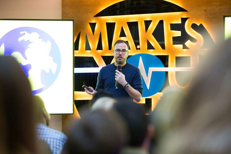 Webby Talk at Warner Music UK