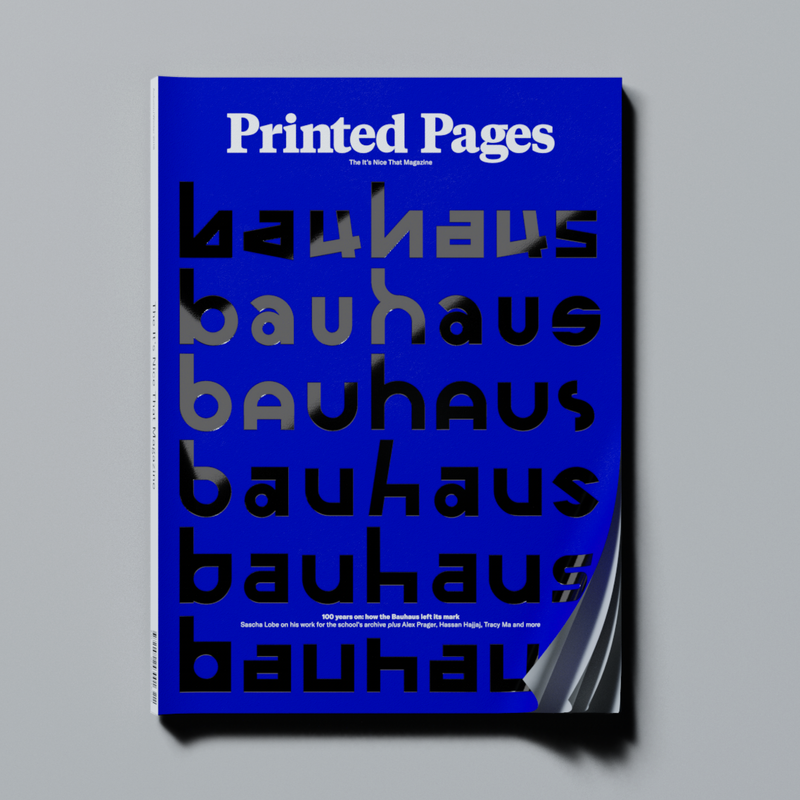 Printed Pages – Autumn/Winter 2018
