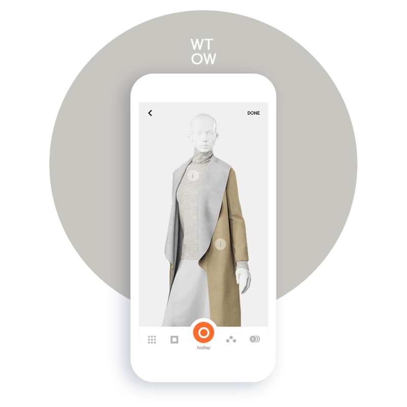 Mobile App for women's fashion