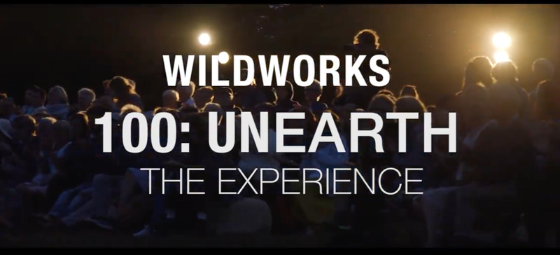 100: UnEarth - The Experience (Wild Works)