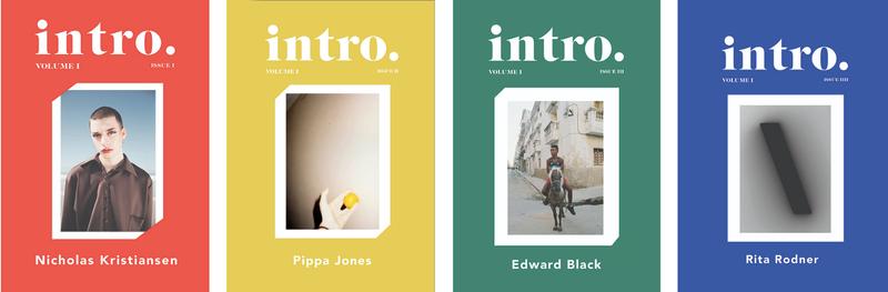 Intro - Photography Zine