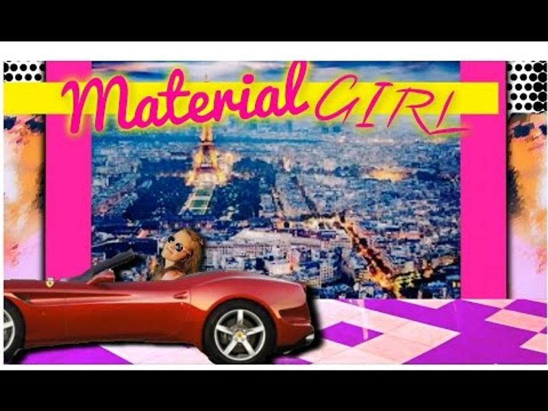 Material Girl (Music Video)