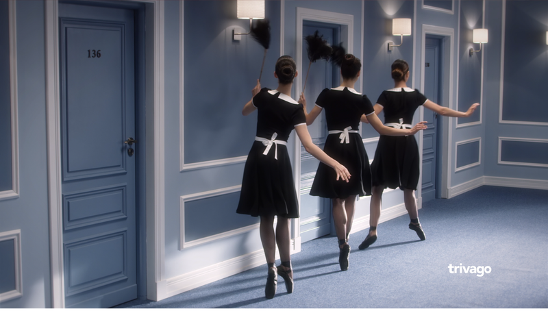 Maids -  tv campaign