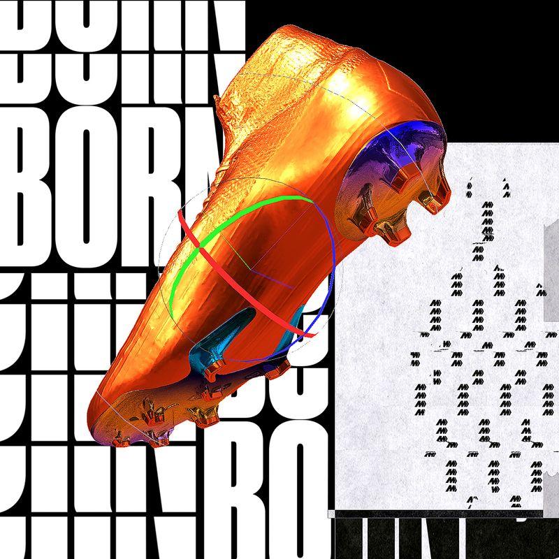 Nike Football, Born Mercurial