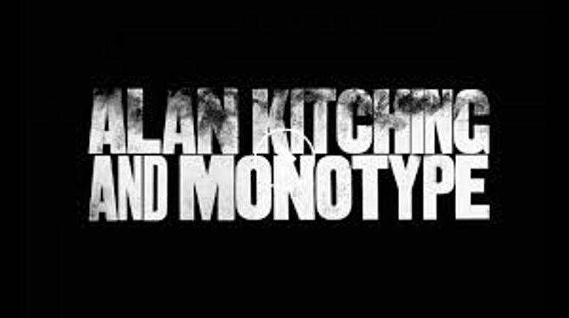 Monotype & Alan Kitching