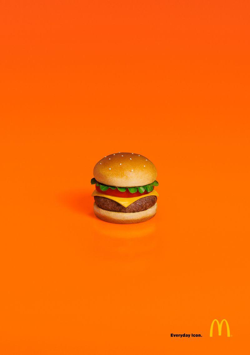 """McDonald's """"Everyday Icons"""""""