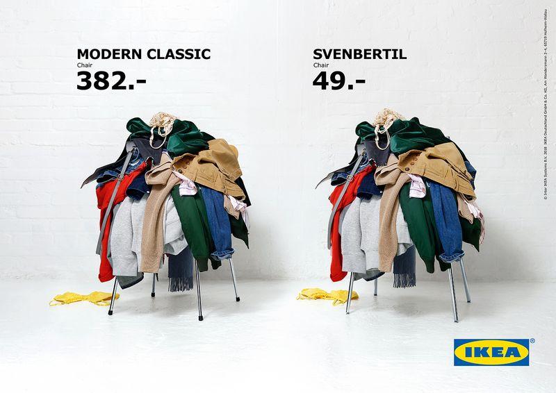 "IKEA ""The Chair"""