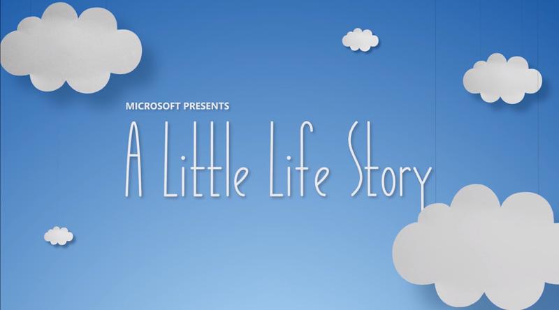 A Little Life Story - Microsoft Windows