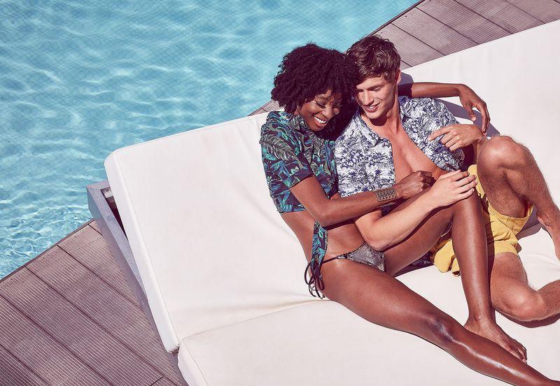 High Summer Fashion Campaign