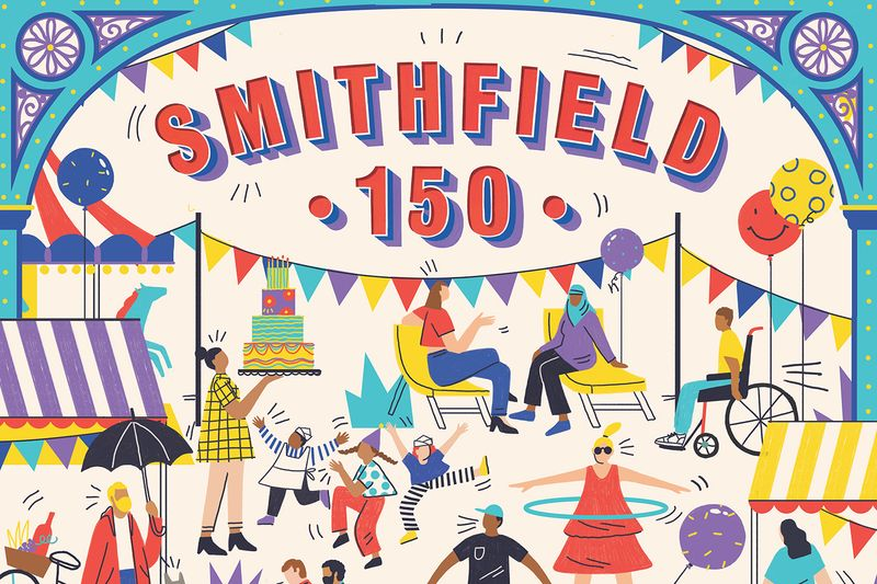 Smithfield 150: Helping Get People To London's Biggest Birthday Party