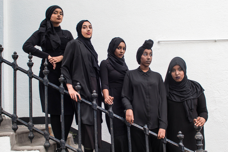 1st gal-dem print mag - challenging the misconceptions of the hijab