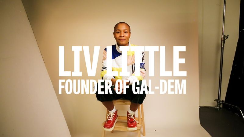 Liv Little - founder of gal-dem