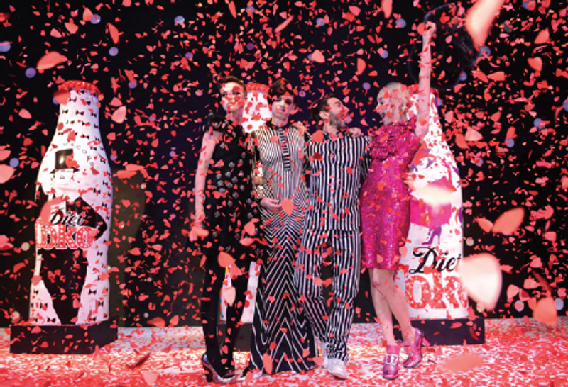 DIET COKE CELEBRATING 30 YEARS WITH MARC JACOBS