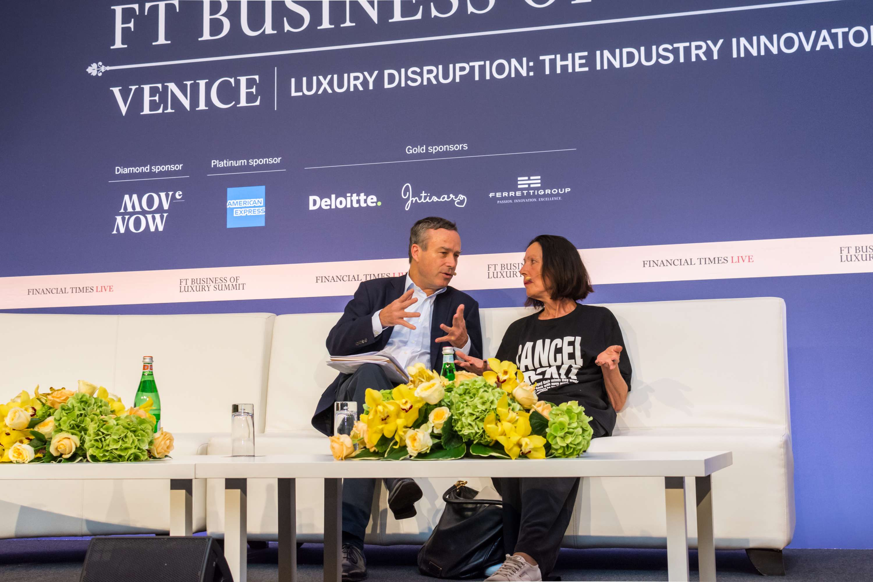 Financial Times  Business of Luxury Summit  | The Dots