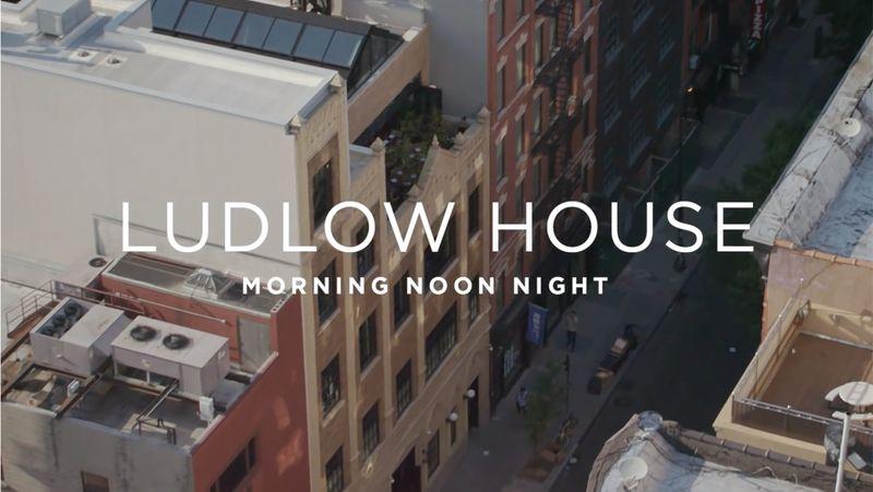Soho House - Moving image