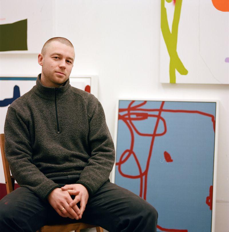 Daniel Fletcher for The Telegraph Magazine