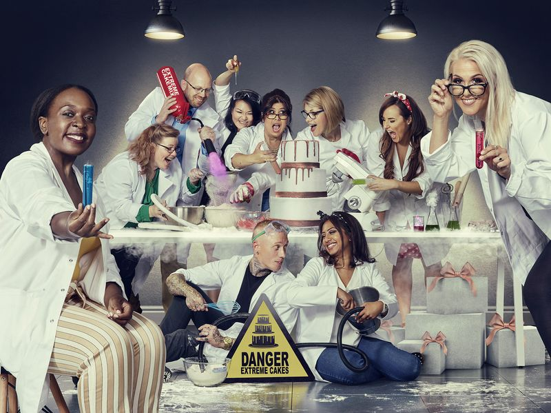 Extreme Cake Makers - Two Four Productions / Channel 4 Television