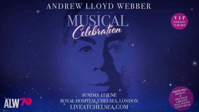 Andrew Lloyd Webber 70th Celebration Promo Video