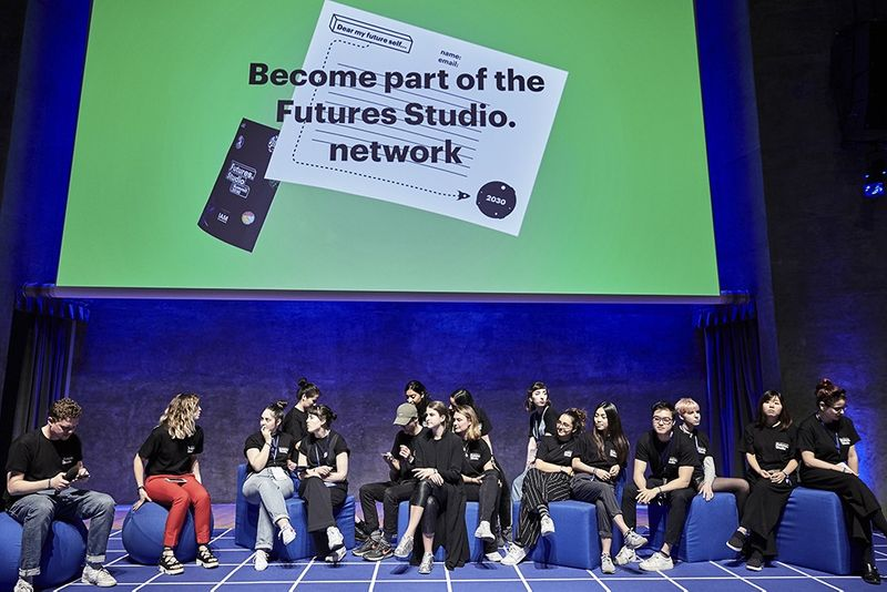 IAM x UAL Futures Studio: How to Invent What Happens Next