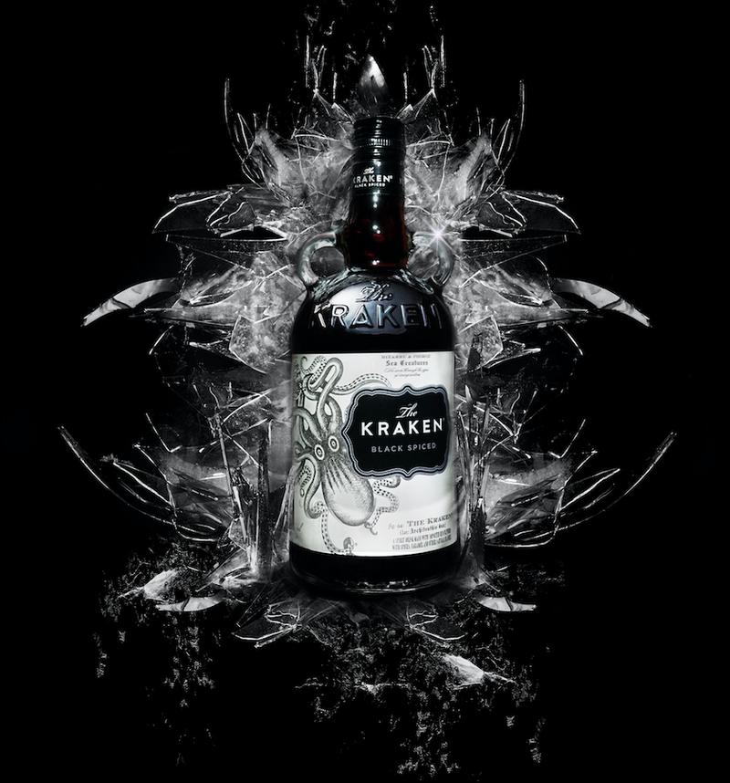 Kraken Rum ' Black Hearts' Campaign, 2019