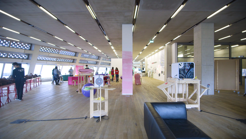 Art Lab Tate Exchange 2018