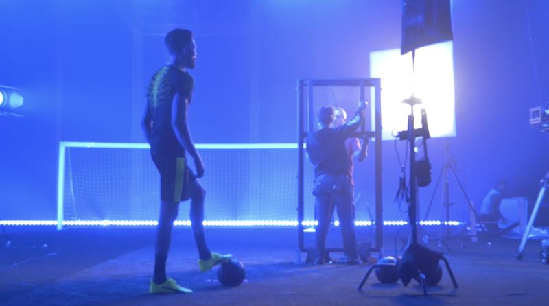 Behind the Scenes with Rebel // Puma - Olivier Giroud