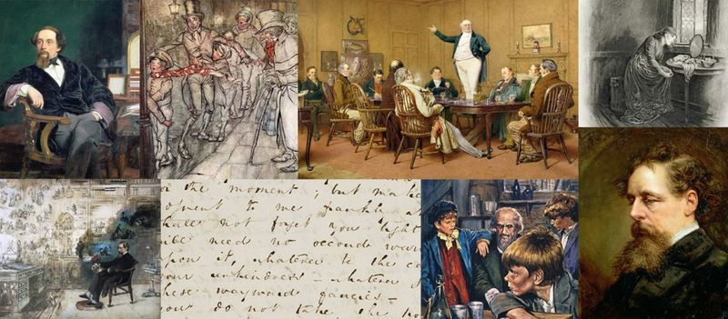 The Inimitable Charles Dickens: 150 Year Anniversary