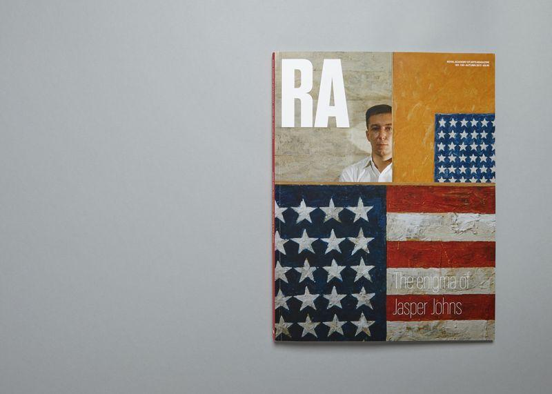 RA Magazine Redesign