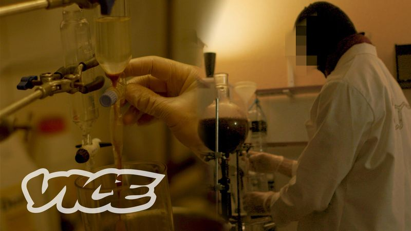 Inside a Home DMT Lab Run by A Chemistry Teacher