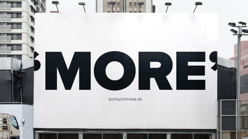 Be More – Somuchmore GmbH