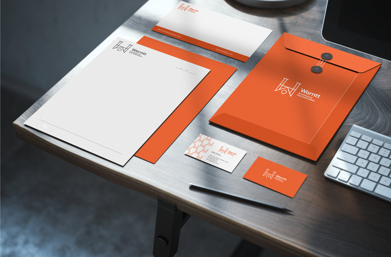 Worntt Architecture Branding Project