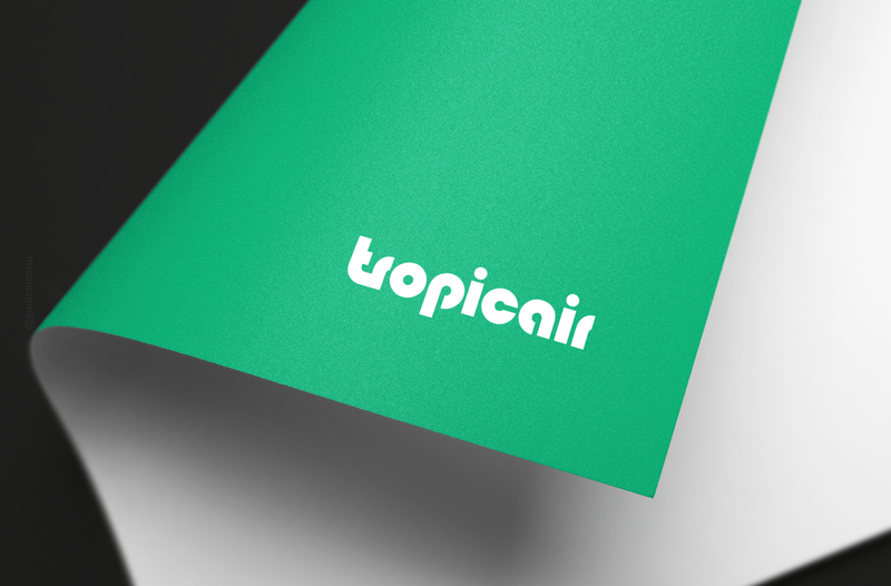 Tropicair Branding Project