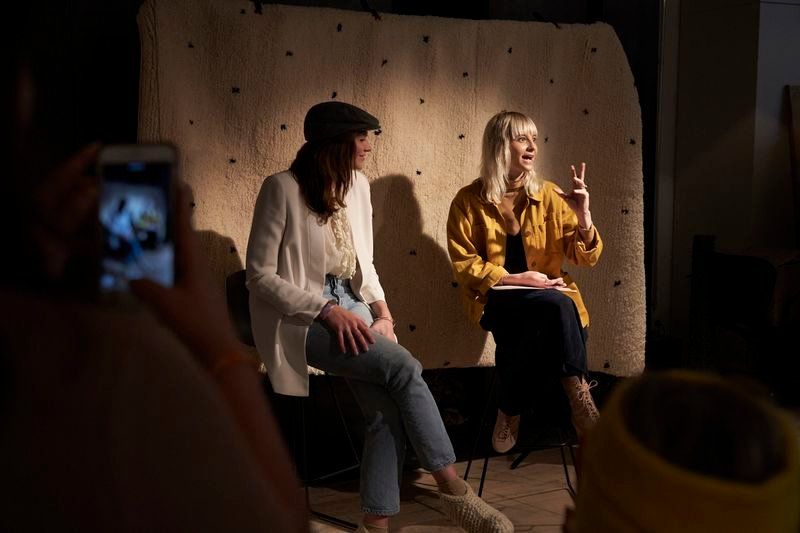 Ethical Fashion Expert at Berlin Fashion Week