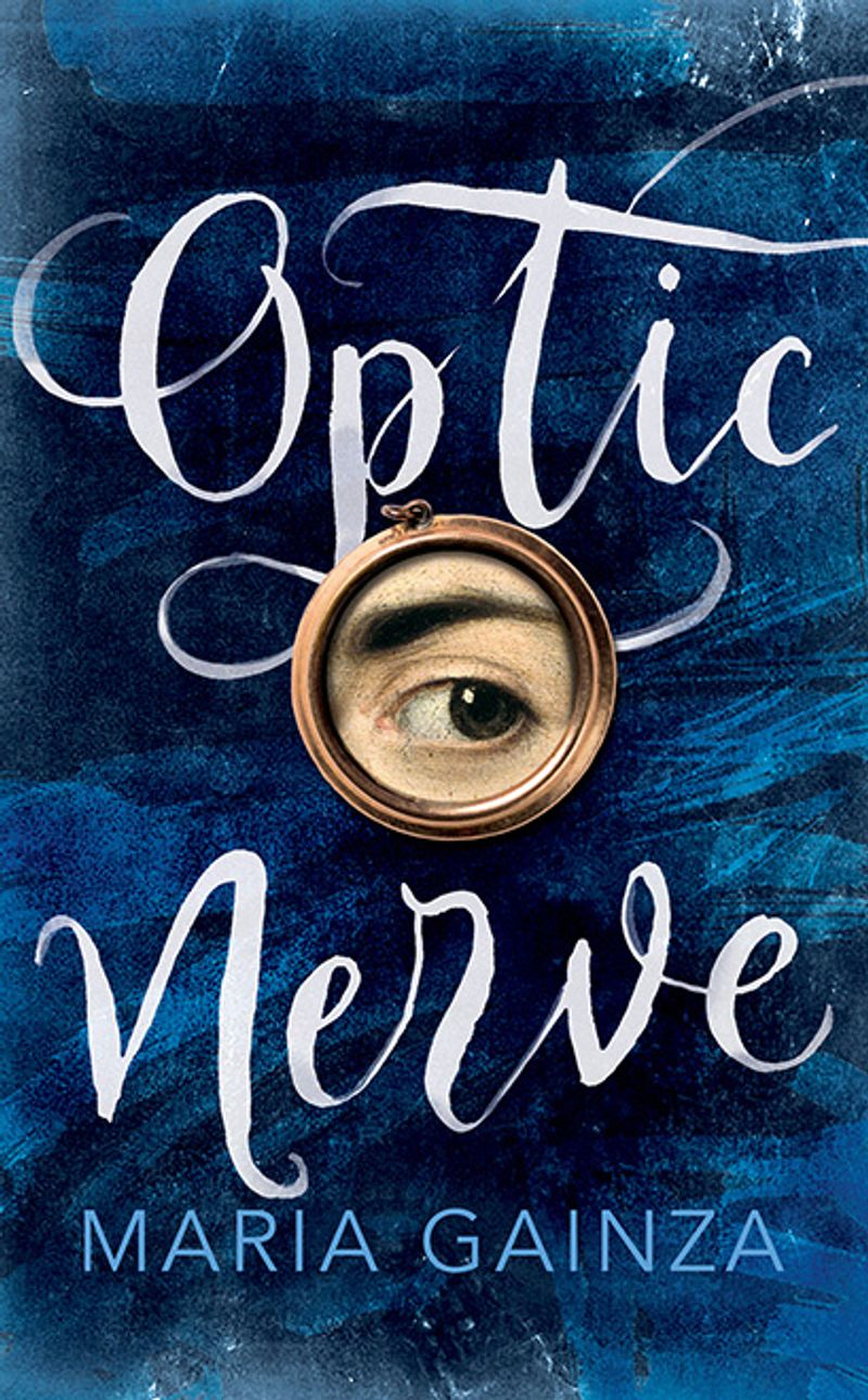 Optic Nerve cover - Penguin Random House