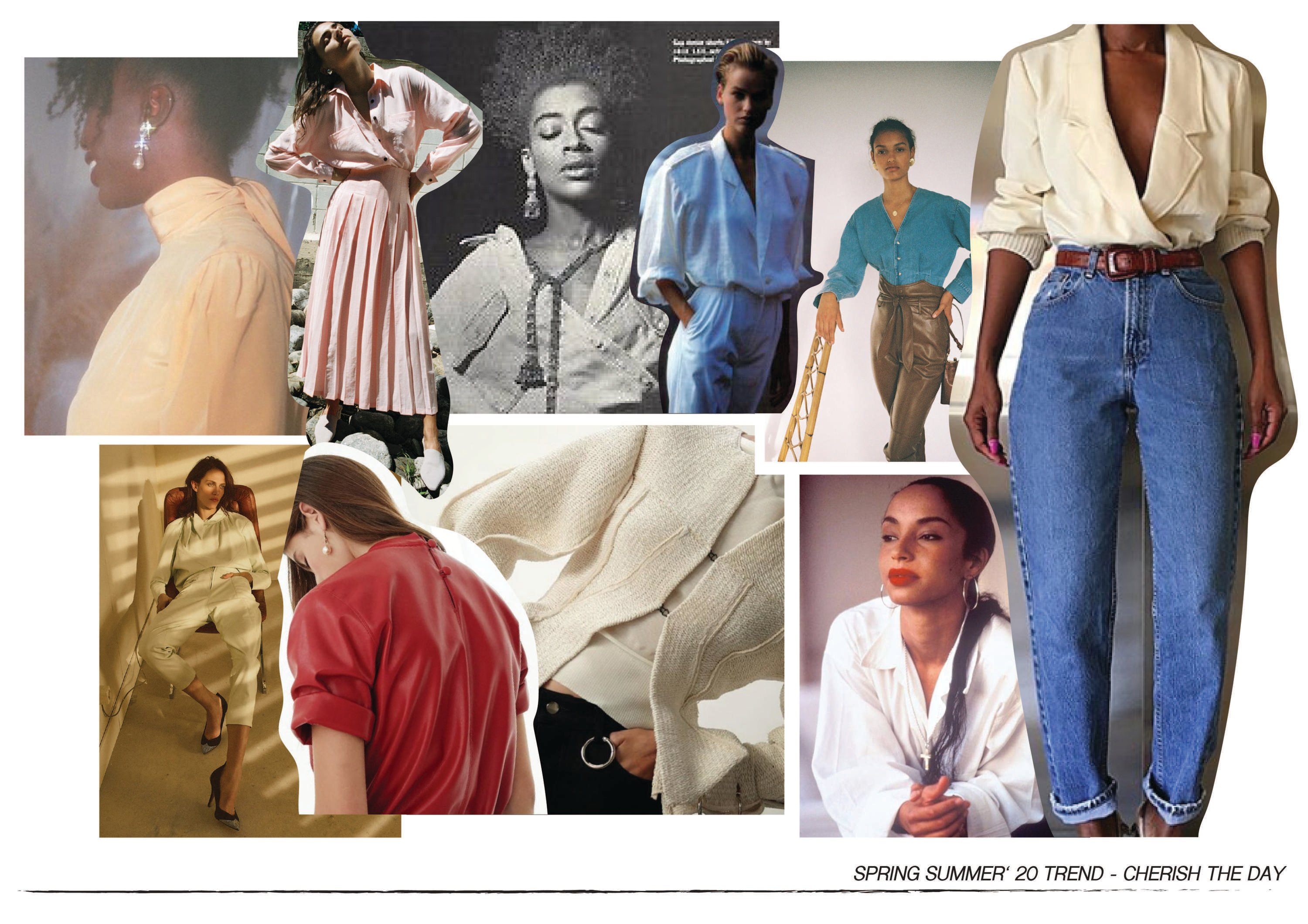 TREND REPORT: SPRING SUMMER 2020 - CHERISH THE DAY | The Dots