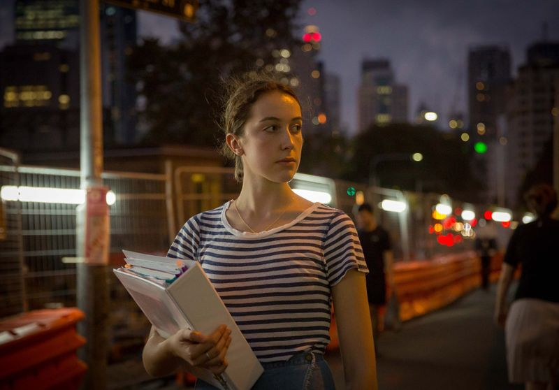 BROADSHEET | The New Campaign Encouraging Men to Help Women Feel Safer Walking Home at Night