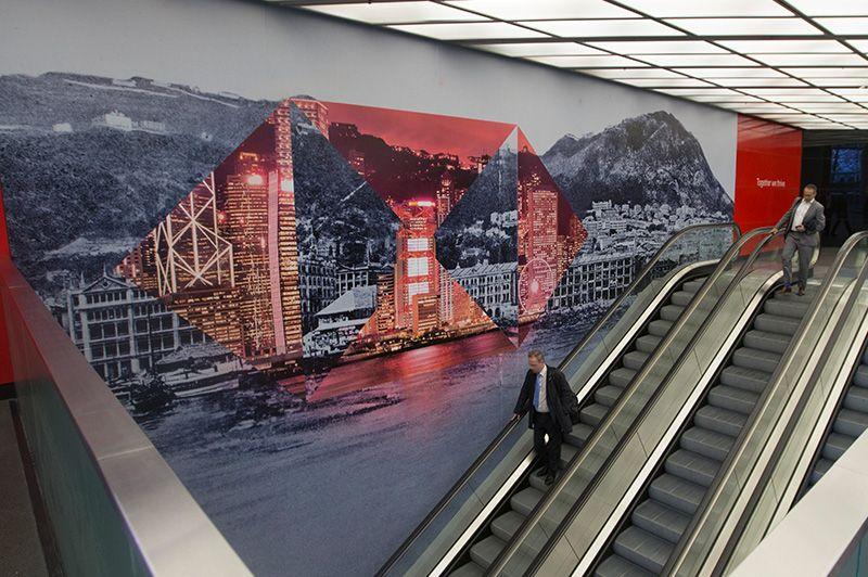 Saatchi & Saatchi World Wide campaign for HSBC