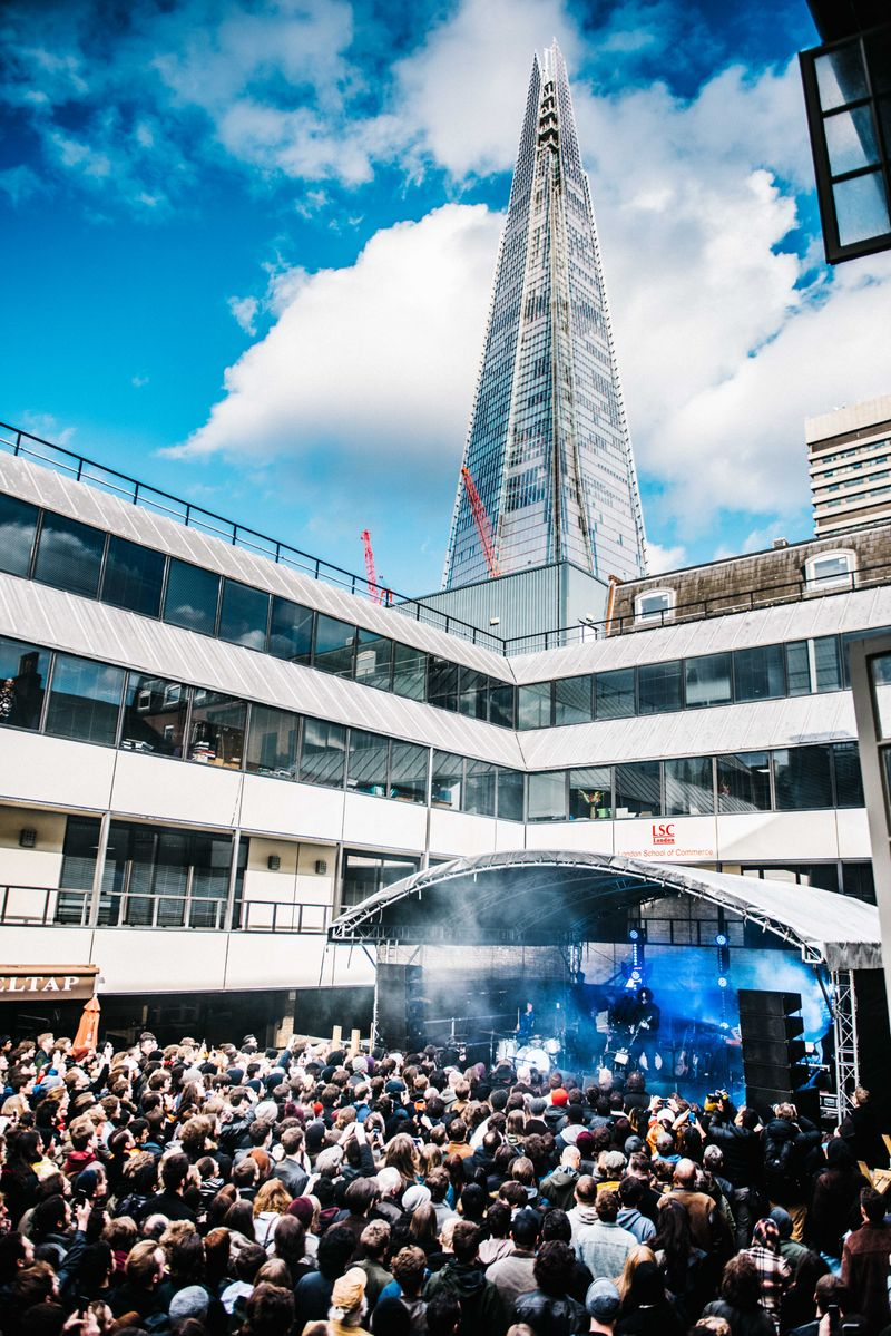 Jack White B-Show @ The George Inn, London