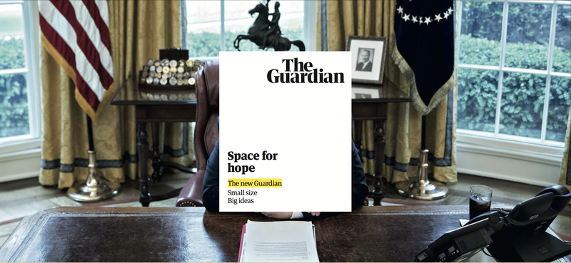 The Guardian - Space For