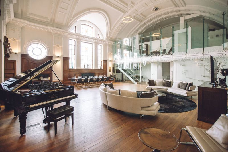 Bespoke Collaboration with Town Hall Hotel