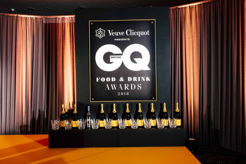 GQ Food and Drink Awards 2018