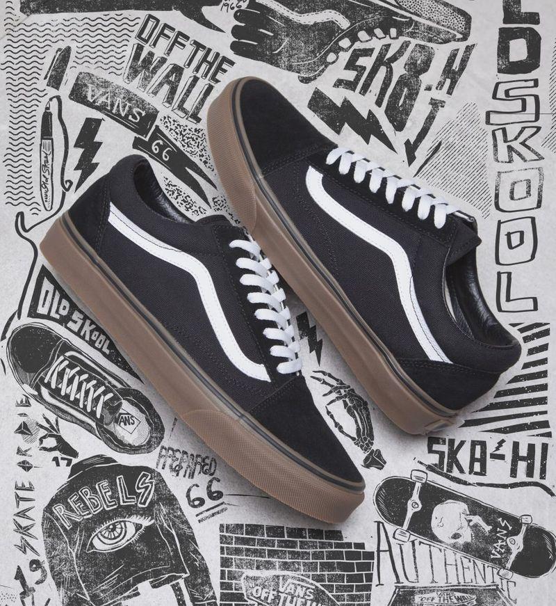 Vans Old Skool / Sk8-hi