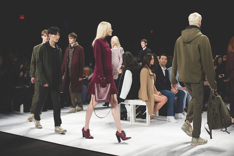 NYFW - Lacoste shows