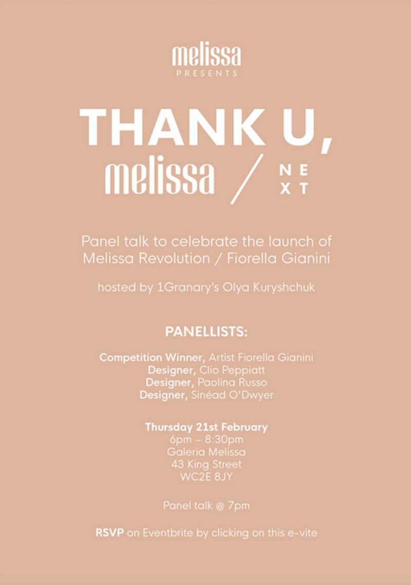THANK U Melissa / NEXT