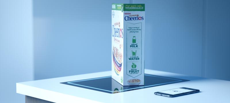 OMNI - RFID Food Scanner