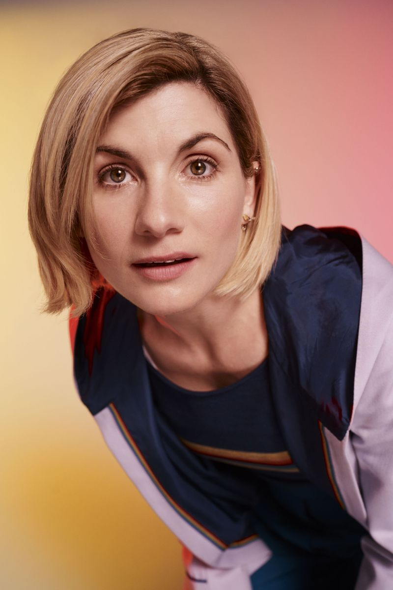 Doctor Who - Series 11 Press Shoot