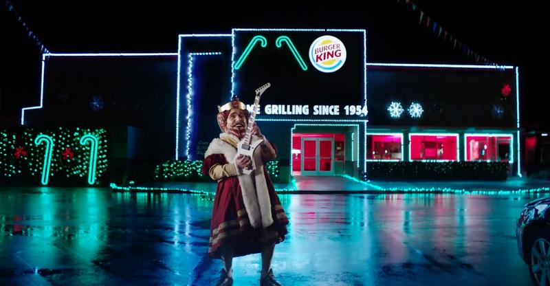 Burger King - 12 Days of Cheesemas