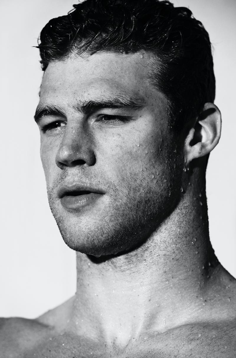 Speedo - sponsored athletes portraits