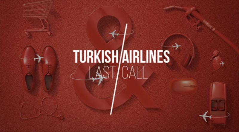 TURKISH AIRLINES LAST CALL PERSONALIZED VIDEO